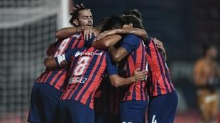 San Lorenzo enfrentará a Universidad de Chile en la Copa Libertadores