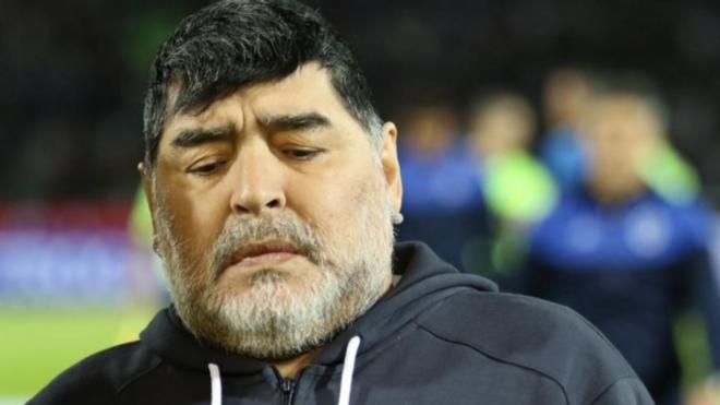 Investigan la muerte de Diego Maradona