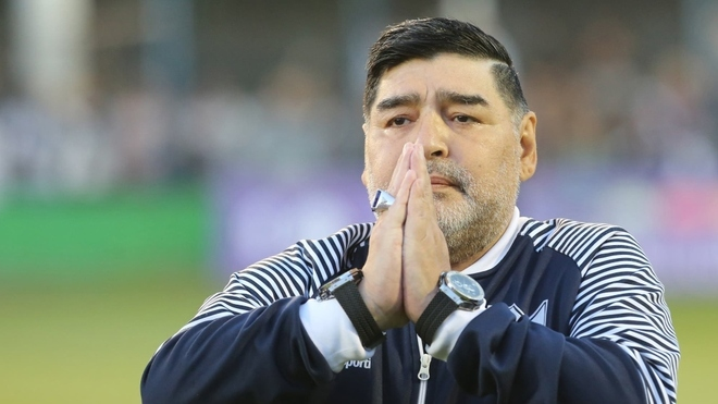 Diego Maradona falleció el 25 de noviembre de 2020