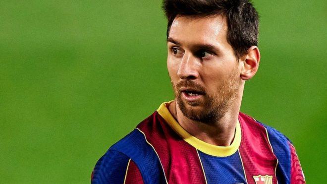 Ruggeri pidió que Messi se vaya del Barcelona.