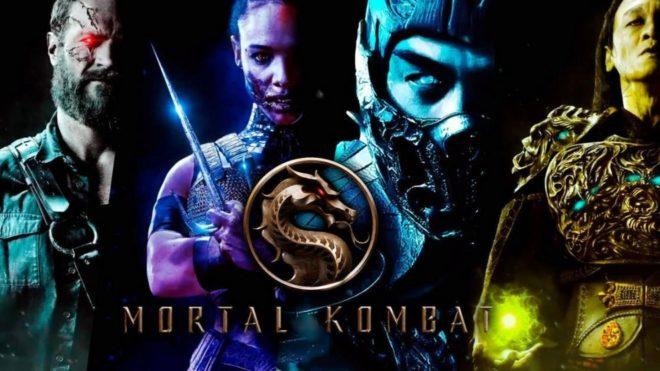 Mortal Kombat: todos los personajes que tendrá la película.