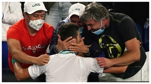 Novak Djokovic, campeón del Abierto de Australia 2021