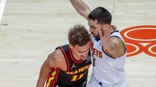 Récord de puntos en la NBA para Facundo Campazzo