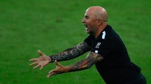 Jorge Sampaoli quiere a Arturo Vidal en Olympique Marsella