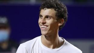 Juan Manuel Cerúndolo, campeón del Córdoba Open 2021