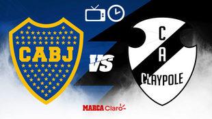 Boca Juniors vs Claypole: horario y cómo ver en vivo el partido de la...