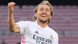 Luka Modric es hincha de Boca.