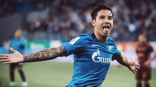 River y Gallardo sufren: Driussi podría jugar la Copa para otro...