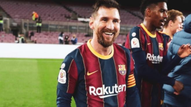 Messi contra Monchi.