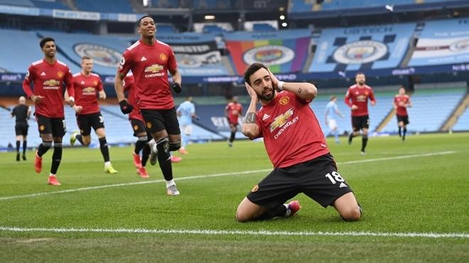 El Manchester United arruina la racha del City de Guardiola y se ...