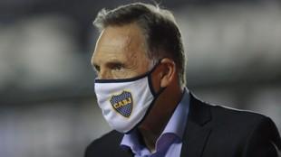 El sorpresivo equipo de Boca para enfrentar a Defensores de Belgrano