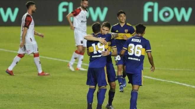 Copa Argentina 2021: Mauro Zárate convirtió un doblete ante...