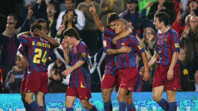 Henrik Larsson y el día que conoció a Leo Messi
