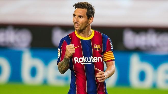 Leo Messi está primero según la investigación del CIES Football...