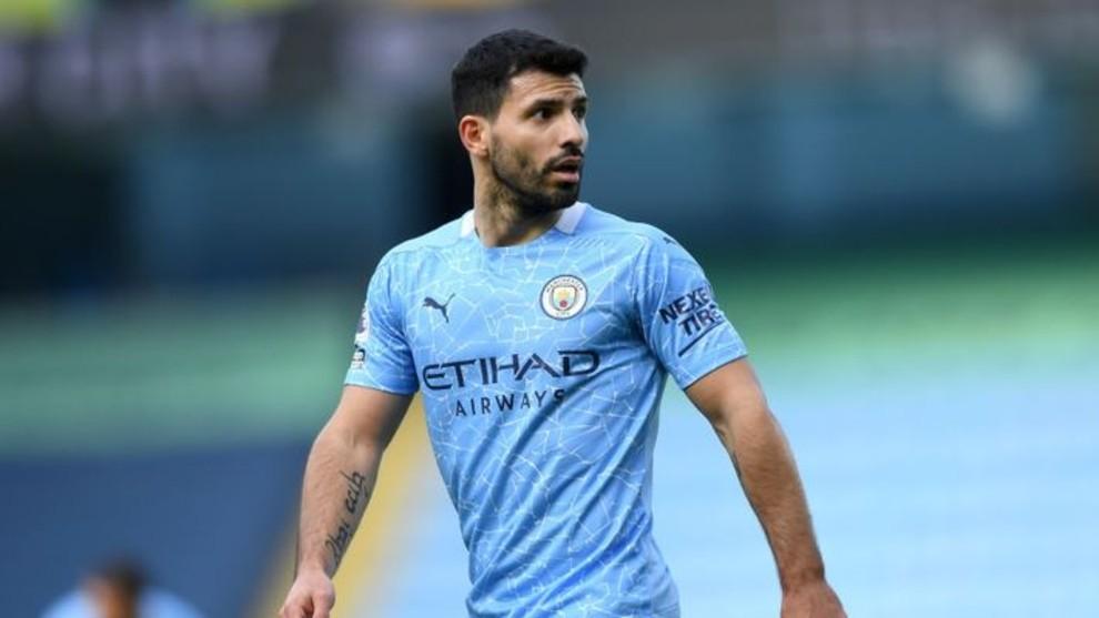 Sergio Agüero termina su contrato con el Manchester City