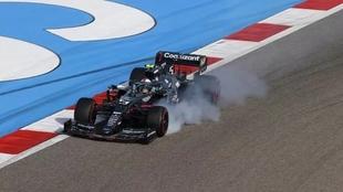 F1 2021: Sebastian Vettel no puntuó en el Gran Premio de Bahrein