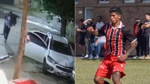 Rodrigo Gramajo pelea por su vida