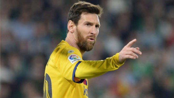 Messi podría tener un nuevo argentino en Barcelona.