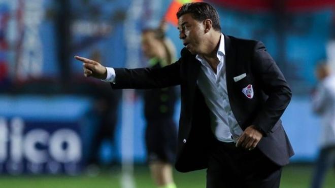 Rafael Santos Borré termina su contrato en River a final de temporada