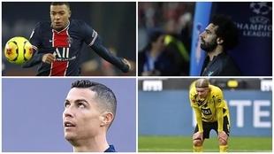 Mucha pelea por ingresar a la próxima Champions League
