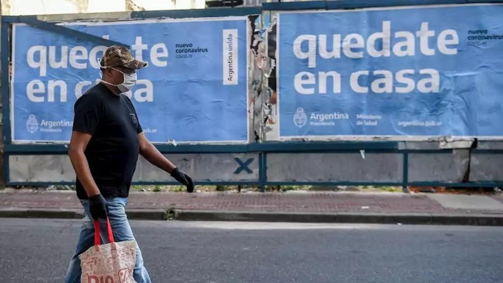 Nuevas medidas para la segunda ola de coronavirus en Argentina