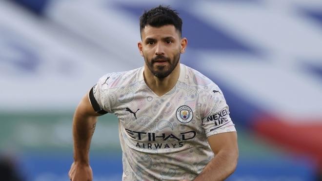 Sergio Agüero es el goleador histórico del Manchester City