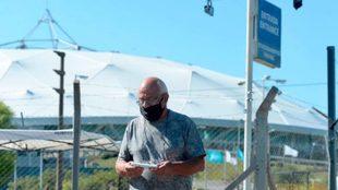 Polémica por la vacunación en el estadio Único de La Plata