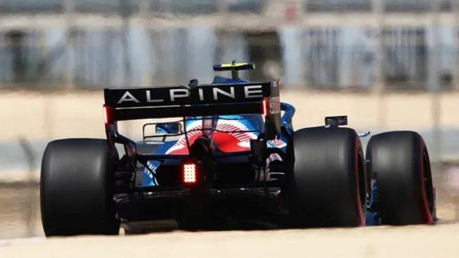 Alpine se prepara para tener un gran coche en 2022