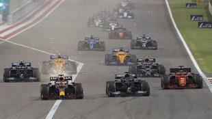 Revolución en la Fórmula 1: hay acuerdo para tres carreras sprint en...