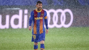 Leo Messi termina su contrato en Barcelona a final de temporada