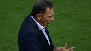 Miguel Russo, técnico de Boca.