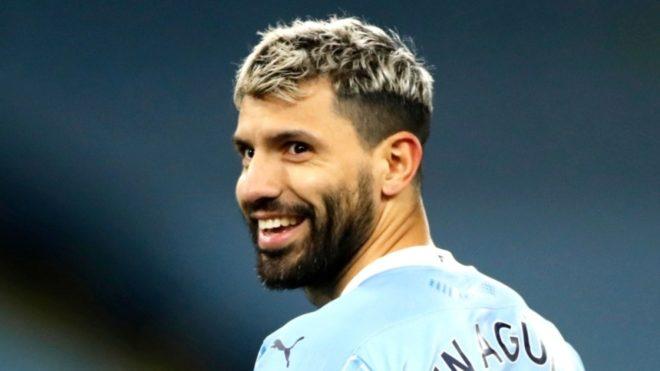 Kun Agüero termina su contrato con Manchester City a final de...