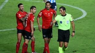 El insólito reclamo de Independiente a la AFA tras el clásico