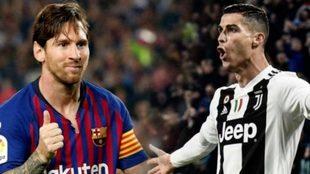 Pipa jugó con Messi en Argentina; con Ronaldo en Juve y Madrid.