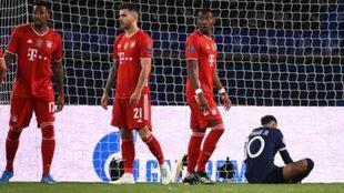 Bayern Múnich quedó eliminado de la Champions League 20/21