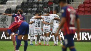 San Lorenzo perdió en Brasilia.