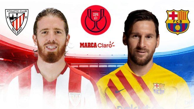 Barcelona vs Athletic: ¿Quién ganó la Copa del Rey 2020? marcador final.