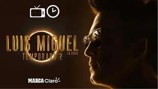 Luis Miguel, La Serie: dónde ver en vivo el estreno de la segunda...
