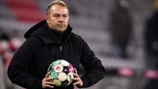 Hansi Flick se quiere ir del Bayern Múnich