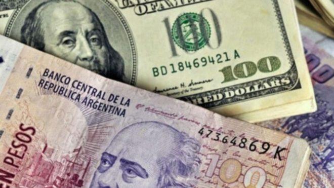 A cuánto cotiza el dólar blue hoy 25 de abril y cuál es el tipo de...