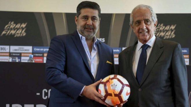 Boca y River fueron creadores de la Liga Sudamericana de Fútbol