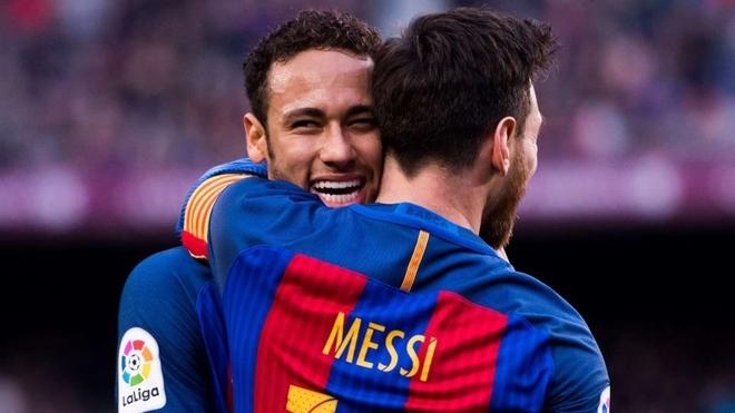 Neymar quiere volver al Barcelona y jugar con Leo Messi