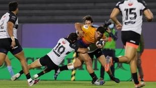Jaguares venció a Olimpia Lions en un duro partido