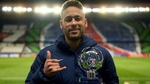 Neymar y su futuro en París Saint-Germain