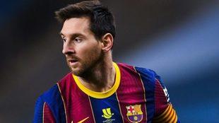La oferta de París Saint-Germain para contratar a Leo Messi
