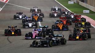 GP Portugal F1 2021: día, horario y TV de la carrera de Fórmula 1