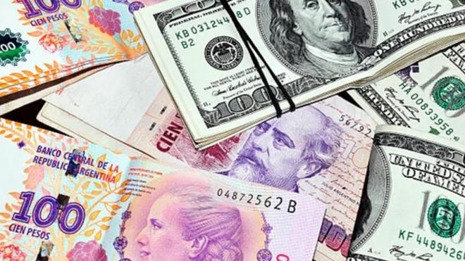 A cuánto cotiza el dólar blue hoy 7 de mayo y cuál es el tipo de...