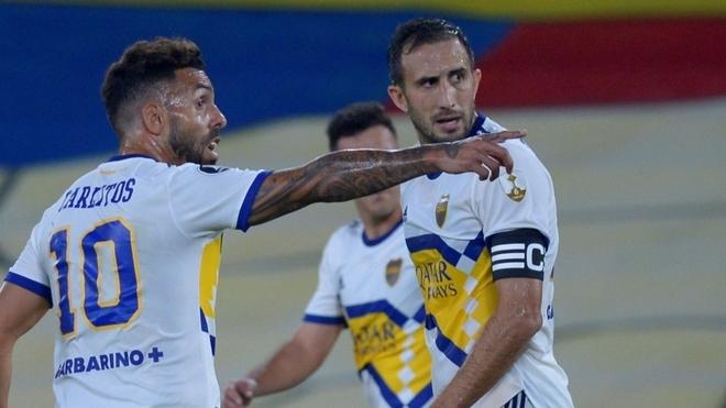 Boca cayó 1-0 ante Barcelona en Guayaquil