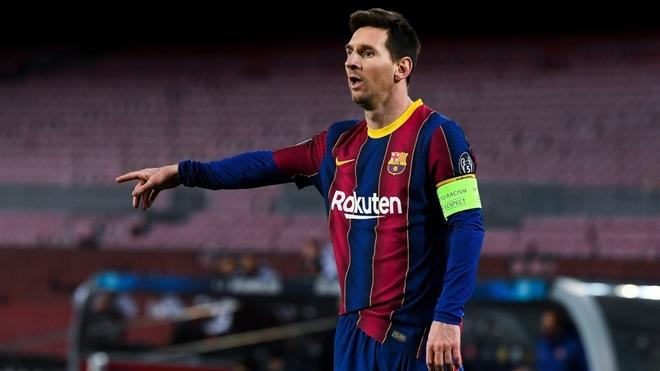 Leo Messi sigue sin definir su futuro para la próxima temporada