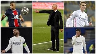 Real Madrid quedó eliminado en semifinales de Champions League